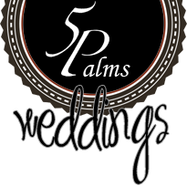 Weddings at the 5 Palms